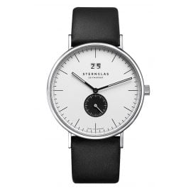 Sternglas SIV03/108 Men's Watch Quartz Ivo Black