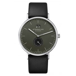 Sternglas SIV51/108 Men's Wristwatch Quartz Ivo Black/Green