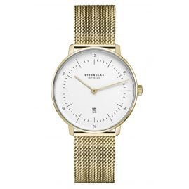 Sternglas SND02/406 Ladies' Watch Naos XS gold tone