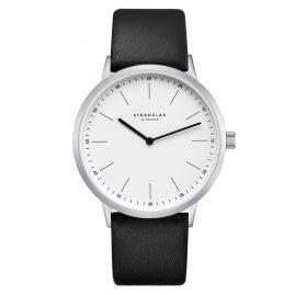 Sternglas S01-MO01-PR14 Men's Watch Aluminium Modesto Black/White