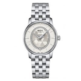 Mido M007.207.11.116.00 Ladies' Watch Automatic Baroncelli Prisma