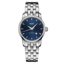 Mido M7600.4.15.1 Women's Automatic Watch Baroncelli Midnight Blue Lady