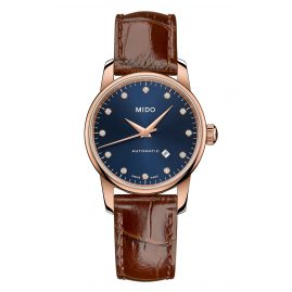 Mido M7600.3.65.8 Women's Automatic Watch Baroncelli Midnight Blue Lady