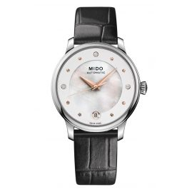Mido M039.207.16.106.00 Automatic Women's Watch Baroncelli Lady Day & Night