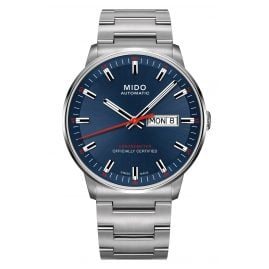 Mido M021.431.11.041.00 Automatic Watch for Men Commander Chronometer