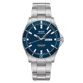 Mido M026.430.11.041.00 Automatic Diver's Watch for Men Ocean Star