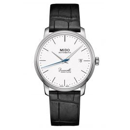Mido M027.407.16.010.00 Herren-Automatikuhr Baroncelli Heritage Gent