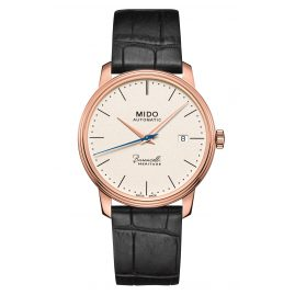 Mido M027.407.36.260.00 Automatic Men's Watch Baroncelli Heritage Gent