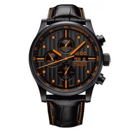 Mido M005.614.36.051.22 Herrenuhr Multifort Chronograph Special Edition