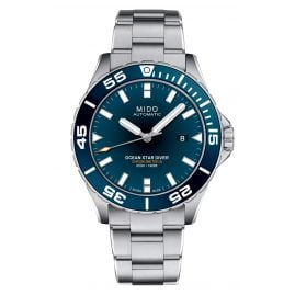 Mido M026.608.11.041.00 Automatic Diver's Watch for Men Ocean Star 600