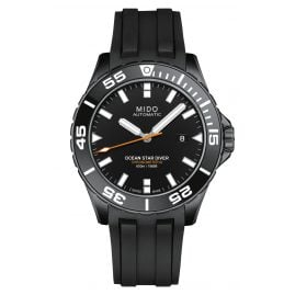 Mido M026.608.37.051.00 Automatic Diver's Watch for Men Ocean Star 600