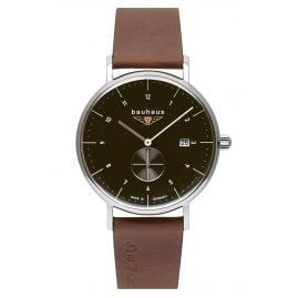Bauhaus 2132-2 Men's Wristwatch Anthracite