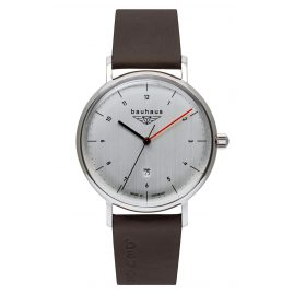 Bauhaus 2140-1 Men's Watch Silver-Grey