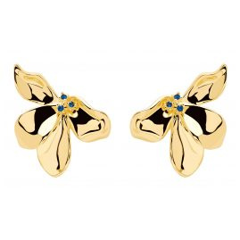 P D Paola AR01-190-U Women's Stud Earrings Fleur