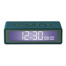 Lexon LR151BF9 Alarm Clock Flip+ Travel Blue