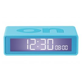 Lexon LR151TO Alarm Clock Flip+ Travel Turquoise