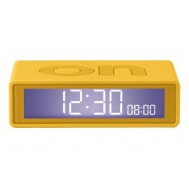 Lexon LR151J9 Alarm Clock Flip+ Travel Yellow