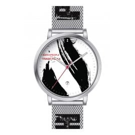 Watchpeople TP-002 Trash Polka Armbanduhr Regulus Limited Edition