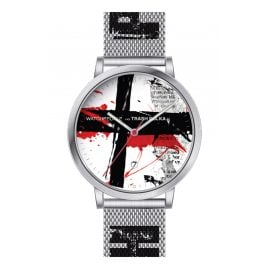 Watchpeople TP-003 Trash Polka Armbanduhr Acrux Limited Edition