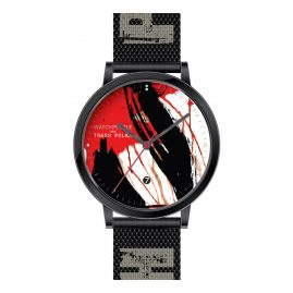 Watchpeople TP-005 Trash Polka Unisex Watch Heze Limited Edition