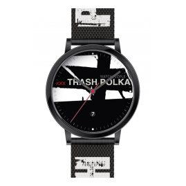 Watchpeople TP-006 Trash Polka Unisex-Armbanduhr Pollux Limited Edition