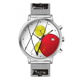 Watchpeople TP-007 Trash Polka Herrenuhr Okul Limited Edition