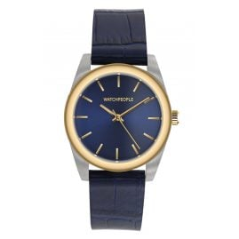 Watchpeople BSL018-02 Brown Sugar Damenuhr Audrey Bicolor Blau