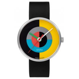 Walter Gropius WG005-01 Unisex Watch J. Albers Colourful