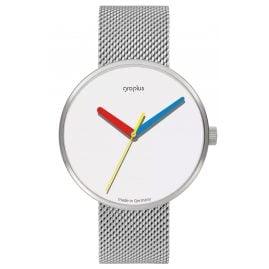 Walter Gropius WG017-01M Armbanduhr Simplex mit Meshband