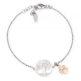 Amen BRALABR3 Damen-Armband Lebensbaum 925 Silber