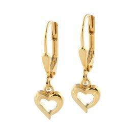 Acalee 70-1012 Ohrringe für Mädchen 333 / 8 Karat Gold