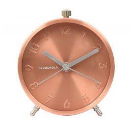 Cloudnola SKU0054 Alarm Clock Glam Copper