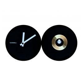 Cloudnola SKU0105 Table and Wall Clock Cuckoo EPL Black