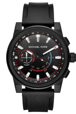 Michael Kors Access MKT4010 Herrenuhr Hybrid-Smartwatch Grayson