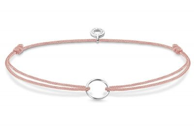 Thomas Sabo LS068-173-19 Charm-Armband Little Secret Rosé