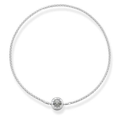 Thomas Sabo KK0001-001-12 Halskette für Karma Beads 925 Silber