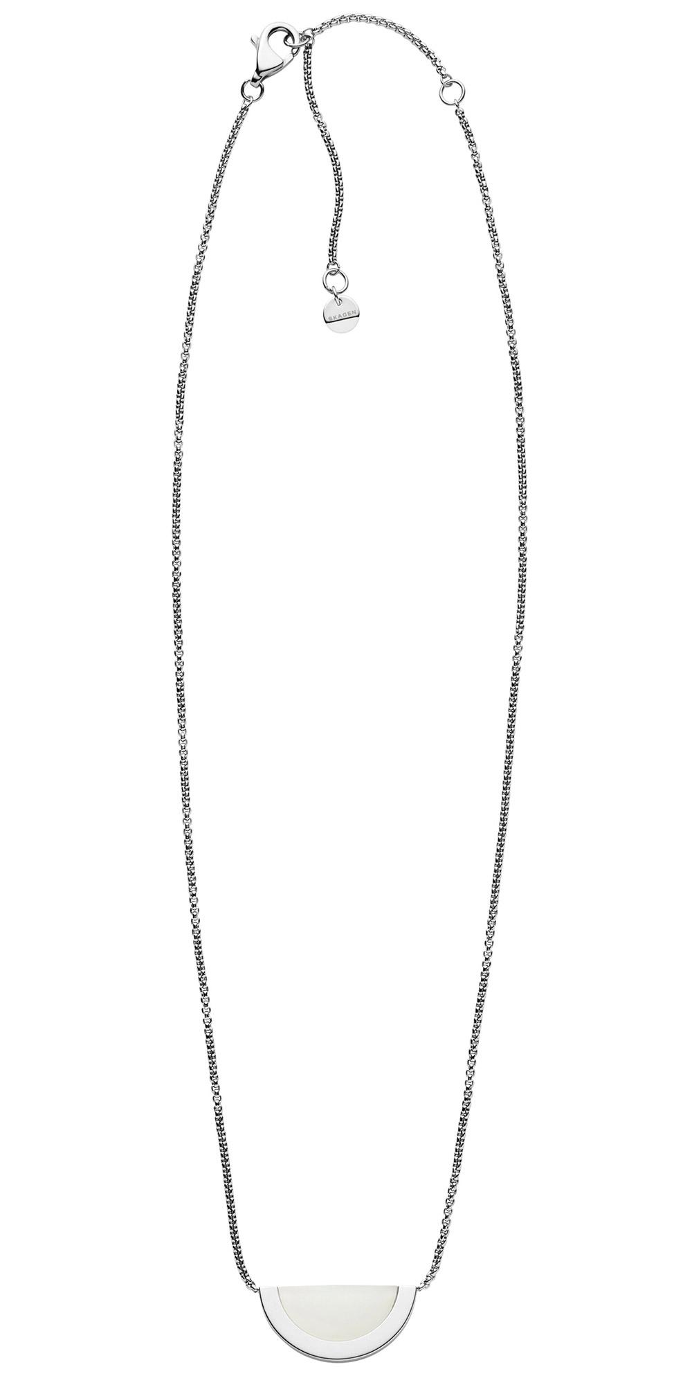 Skagen SKJ1089040 Damen Halskette Sea Glass