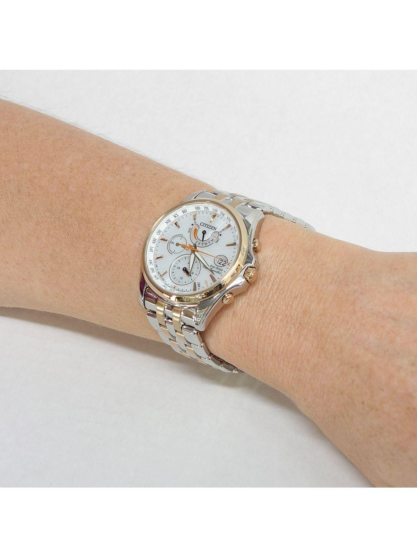CITIZEN Damen Funk Solar Uhr FC0014 54A • uhrcenter