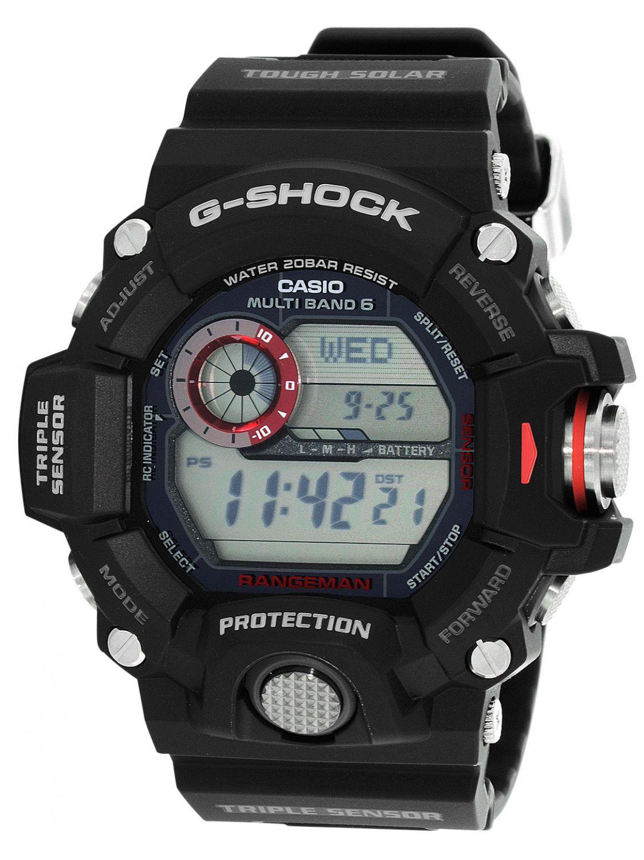 CASIO G Shock Funk Solar Herrenuhr GW 9400 1ER • uhrcenter