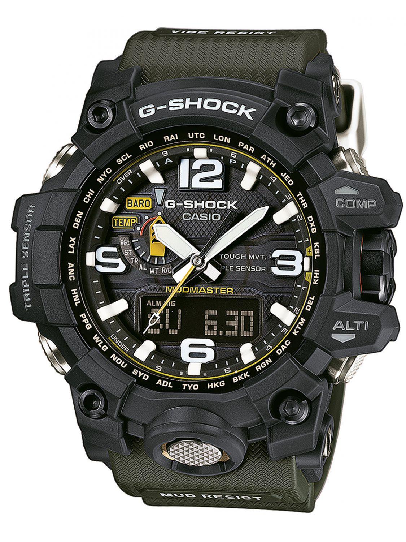 CASIO GWG 1000 1A3ER G Shock Mudmaster Armbanduhr