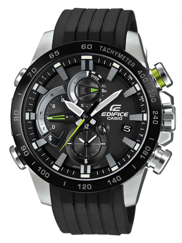 1aer Chronograph Casio Eqb 800br Bluetooth Edifice Watch Men´s 9EYDH2WI