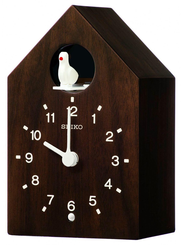 Seiko QXH070B Cuckoo Wall Clock
