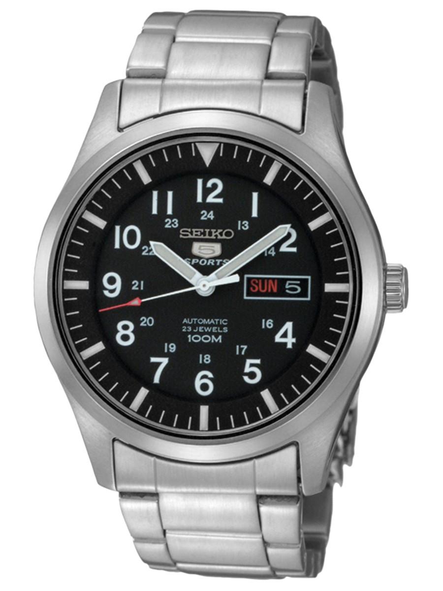 Seiko Snzg13k1 Sport Gents Automatic Watch Seiko 5