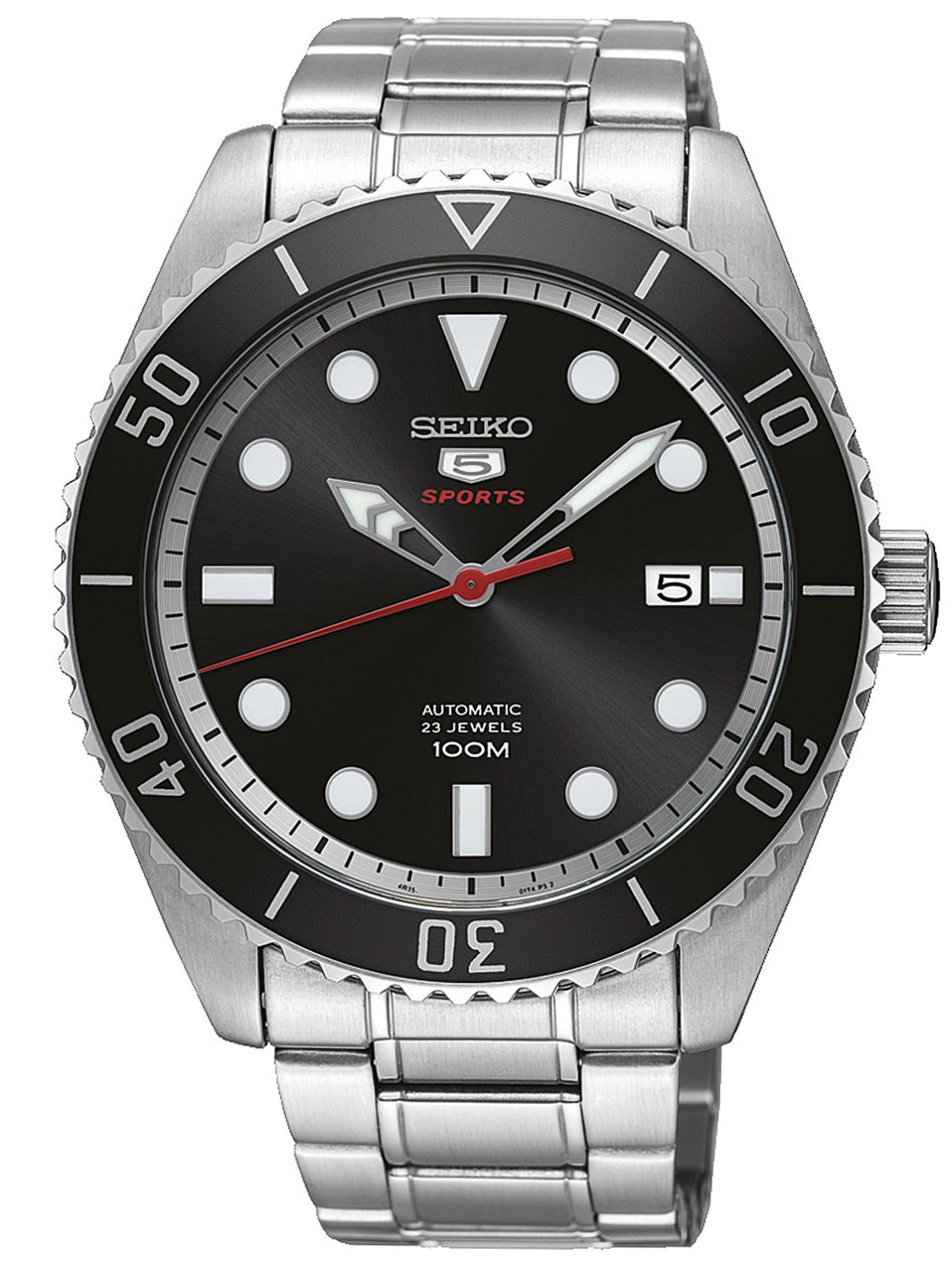 Seiko Srpb91k1 Sports Automatic Mens Watch Seiko 5