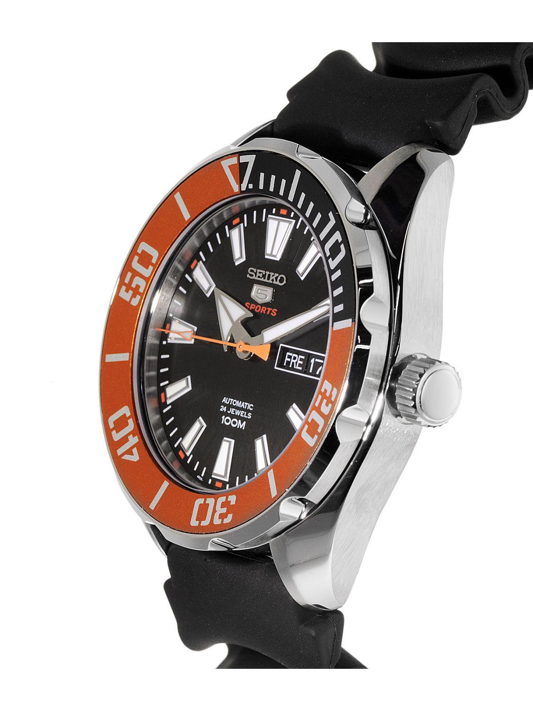 Seiko Srpc59k1 Sports Automatic Men S Watch Seiko 5