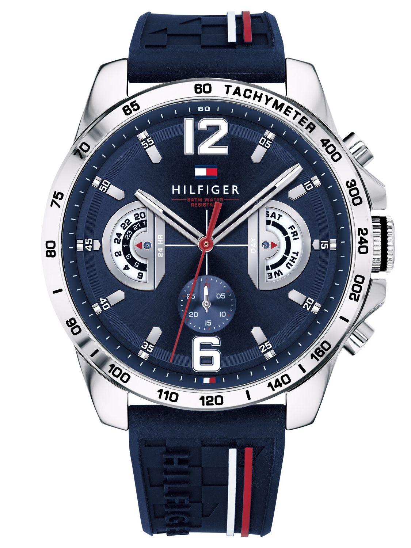 Tommy Hilfiger 1791476 Mens Multifunction Watch Decker