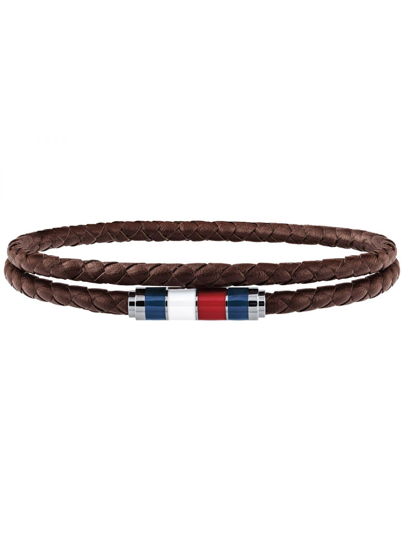 e5d02da38fb1e Tommy Hilfiger 2790055 Men´s Leather Bracelet