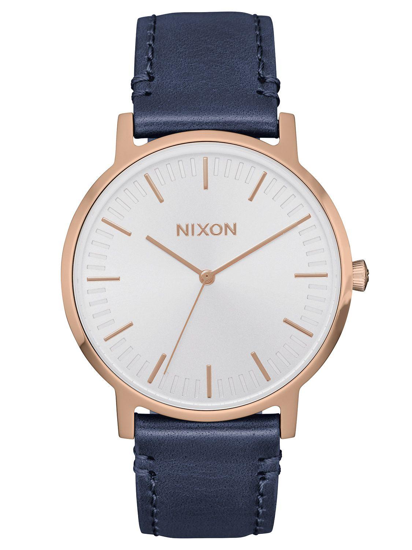 Goldnavy 35 Porter Rose Watch Nixon A1199 2798 Ladies Leather c354ARjLq