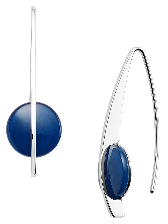 Skagen SKJ1293040 Damen Ohrhänger Ohrringe Sea Glass