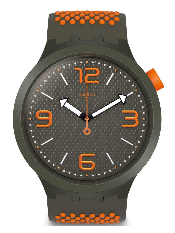 Uhrcenter Bbbeauty • So27m101 Big Armbanduhr Swatch Bold uPkZOXi